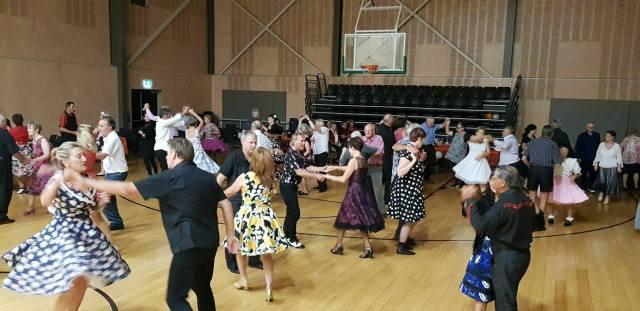bday dance